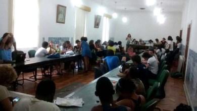 Photo of Salvador: Estudantes ocupam reitoria e pedem mais infraestrutura na Ufba