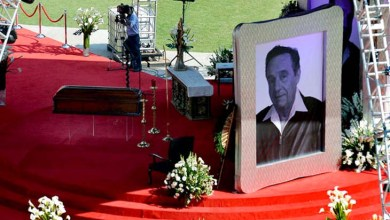 Photo of Chaves e Chapolin: Corpo de Bolaños é velado em estádio no México