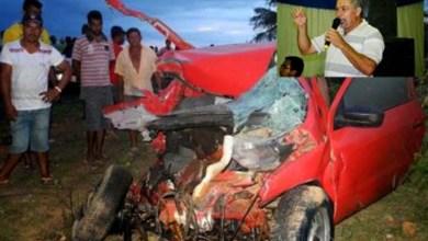 Photo of Ex-vereador de João Dourado morre em acidente na Estrada do Feijão