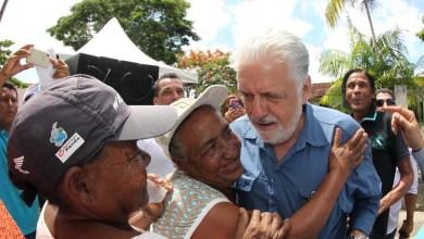 Photo of Governador atinge meta e visita os 417 municípios baianos