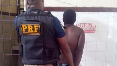 Photo of Chapada: PRF detém indivíduo por tentativa de homicídio em Itaberaba