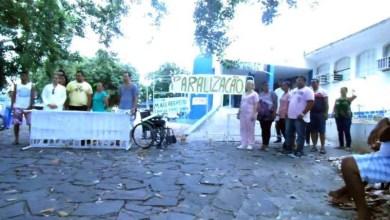 Photo of Chapada: Funcionários do Hospital Regional de Itaberaba estão em greve e médicos ameaçam demissão