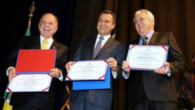Photo of Políticos eleitos em 2014 na Bahia são diplomados para exercer as funções