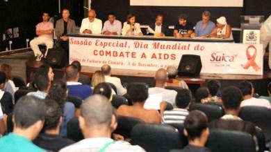 Photo of Vereador defende passe livre para portadores do HIV em Salvador durante sessão especial