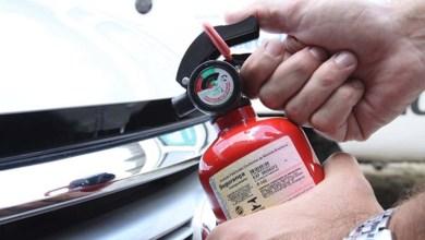 Photo of Câmara anistia motoristas multados por falta de extintor de incêndio