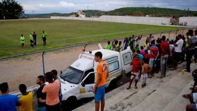 Photo of Chapada: Partida de futebol termina com tiros e um homem fica ferido em Baixa Grande