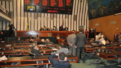 Photo of Assembleia aprova orçamento do Estado para 2015 e mais 25 projetos