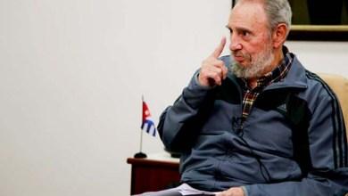 Photo of Fidel diz não ter confiança nos Estados Unidos, mas apoia solução pacífica