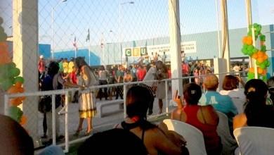 Photo of Chapada: Centro de Esportes Unificados é inaugurado em Itaberaba para auxiliar inclusão social de famílias