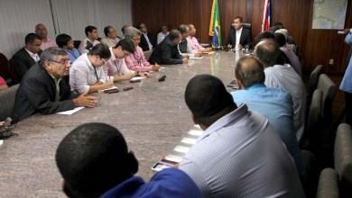 Photo of Rui Costa recebe jornalistas para conversa sobre ações e projetos de governo