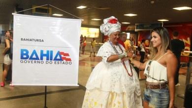 Photo of Ministério do Turismo revela que a Bahia lidera ranking de turistas estrangeiros no Nordeste