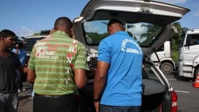 Photo of Agerba fiscaliza transporte clandestino em Feira de Santana