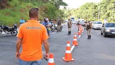 Photo of Carnaval 2015: Blitz do Detran termina em prisão em Salvador