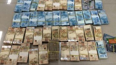 Photo of Dinheiro apreendido na 9ª etapa da Lava Jato soma R$ 3,1 milhões, diz PF