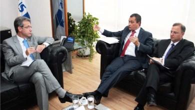 Photo of Governador defende projetos de infraestrutura e saúde durante reunião em Brasília