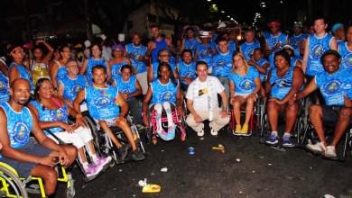 Photo of Bloco Me Deixe à Vontade garante folia das pessoas com deficiência no carnaval