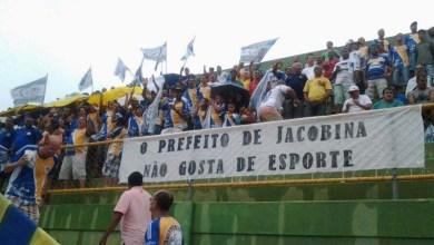 Photo of Chapada: População de Jacobina protesta por liberação de estádio