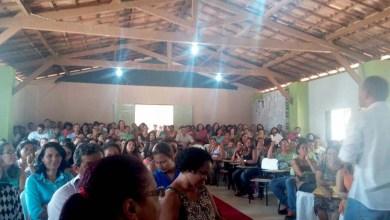 Photo of Chapada: Jornada pedagógica em Iraquara apresenta estratégia do setor de educação para 2015
