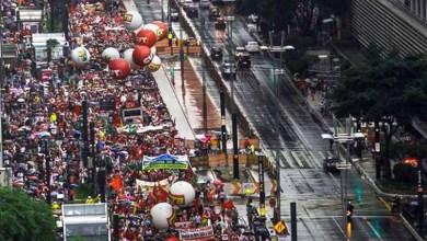 Photo of Brasil: Manifestantes fazem atos a favor da Petrobras em 24 estados e no Distrito Federal