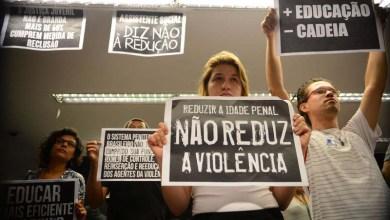 Photo of Parlamentares recorrem à Justiça para anular redução da maioridade penal