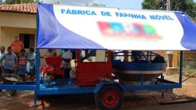 Photo of Chapada: SPM entrega Casa de Farinha Móvel para mulheres de Boa Vista do Tupim
