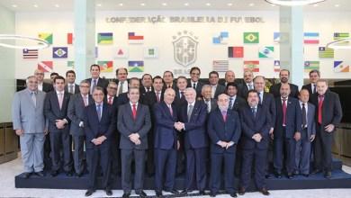 Photo of Marco Polo Del Nero é empossado presidente da CBF; Romário detona mudança