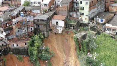 Photo of Salvador registra novos deslizamentos nesta sexta; chuva continua no final de semana