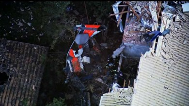 Photo of Peritos encerram coleta de material em local de acidente com filho de Alckmin