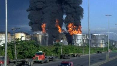 Photo of Governo de São Paulo cria gabinete de crise para acompanhar incêndio em Santos