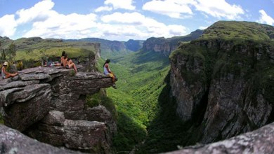 Photo of Chapada Diamantina é destino de ecoturismo no interior da Bahia; confira atrativos para o feriadão