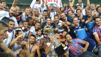 Photo of Bahia atropela o Vitória da Conquista e fatura o 46º título do Campeonato Baiano