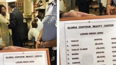 Photo of Mundo: Dona de salão é multada por cobrar mais de clientes brancos