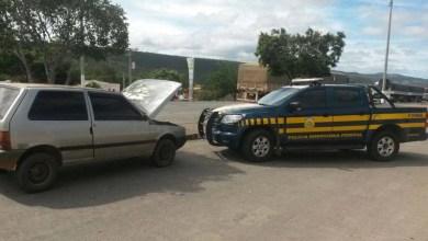 Photo of Chapada: PRF recupera mais um veículo roubado na região de Seabra