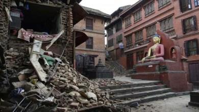Photo of Sobe para 7.557 número de mortos em terremoto no Nepal