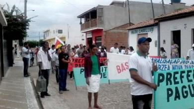 Photo of Chapada: Sindicato faz homenagem aos garis no município de Várzea Nova