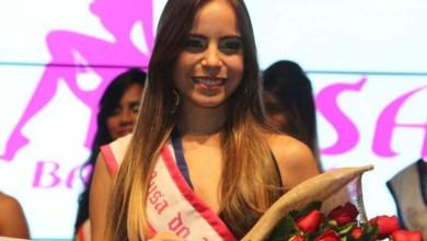 Photo of Bianca Carvalho, do Jacobina, é eleita a musa do Campeonato Baiano