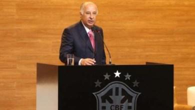 Photo of Presidente da CBF diz que não vai renunciar ao cargo