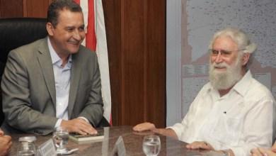 Photo of Governador Rui Costa discute políticas de agroecologia com Leonardo Boff
