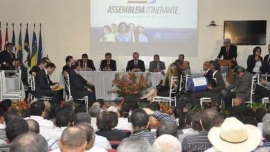 Photo of Assembleia itinerante será realizada no município de Barreiras em junho
