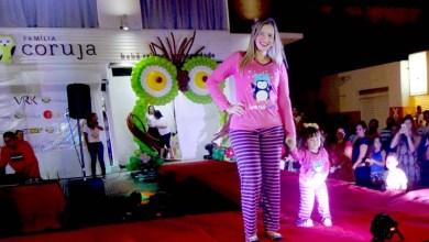 Photo of Social: Mãe e filha se destacam durante desfile da loja 'Família Coruja' em Itaberaba