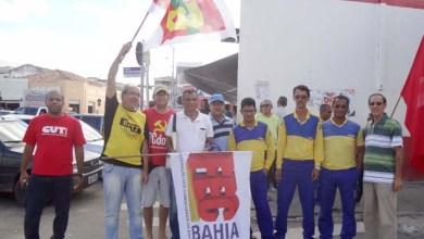 """Photo of Chapada: Entidades sindicais de Itaberaba protestam contra a """"Lei da Terceirização"""""""
