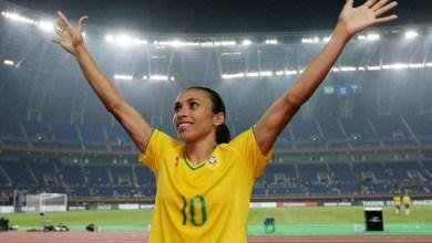 Photo of Marta se torna a maior artilheira da história da Copa do Mundo feminina
