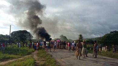 Photo of Bahia: Índios Kiriri protestam em Banzaê e querem negociação com gestão local