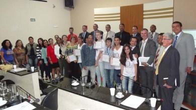 Photo of Chapada: Câmara de Itaberaba faz homenagem a vencedores da 10ª Olimpíada Brasileira de Matemática