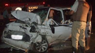 Photo of Chapada: Três pessoas ficam feridas e carros destruídos após batida na região de Jacobina