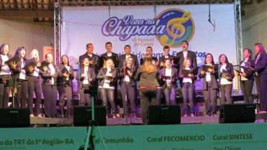 Photo of Festival Vozes na Chapada acontece desta quinta a domingo em Mucugê; confira atrações