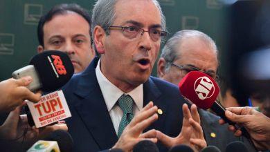 Photo of Eduardo Cunha anuncia rompimento político com governo