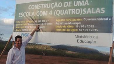 Photo of Chapada: Prefeito de Boa Vista do Tupim discute melhorias para o assentamento Bom Jesus
