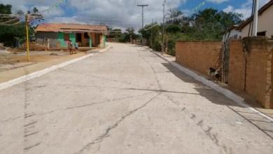 Photo of Chapada: Prefeitura de Wagner inaugura pavimentação no distrito de Cachoeirinha