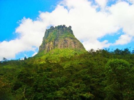 O Morro do Castelo | FOTO: Na Trilha |